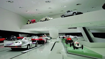 A Sneak Peak Inside Porsche's New €100 million Museum