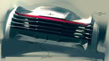 Marten Wallgren, Bentley design rendering