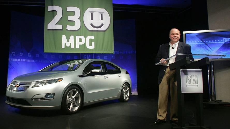 Chevy Volt's 230MPG estimate to be unachievable
