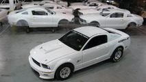 First Production Ford Mustang Cobra Jet Racer Rolls Off Production Line
