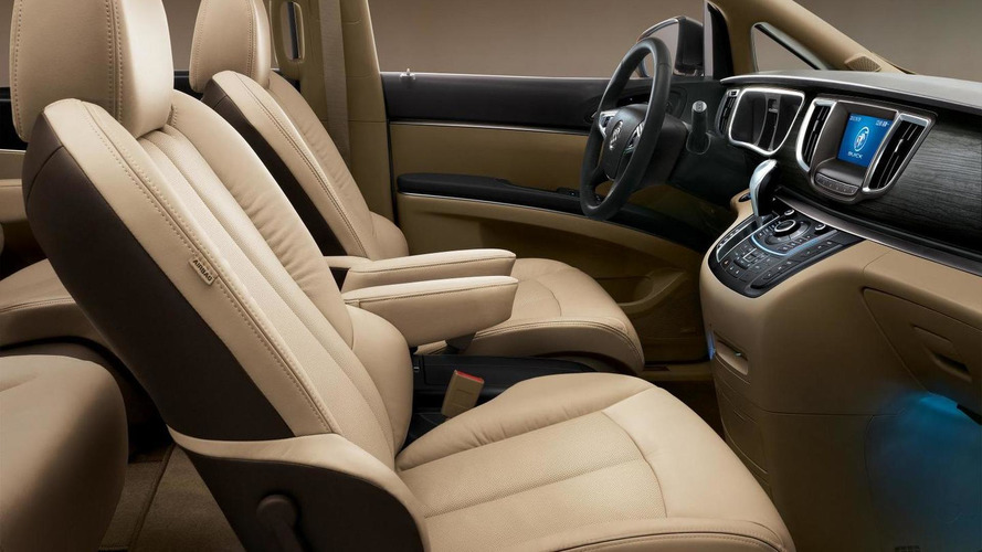 2011 Buick GL8 unveiled for China
