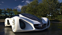 Mercedes planning BIOME concept inspired eco-supercar for 2015 - report