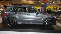 Lorinser Styled Mercedes GLK Unveiled at Essen Motor Show