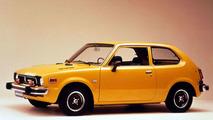 1975 Honda Civic CVCC
