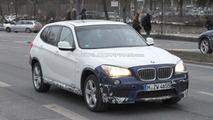 BMW X1 M Sport Package spied