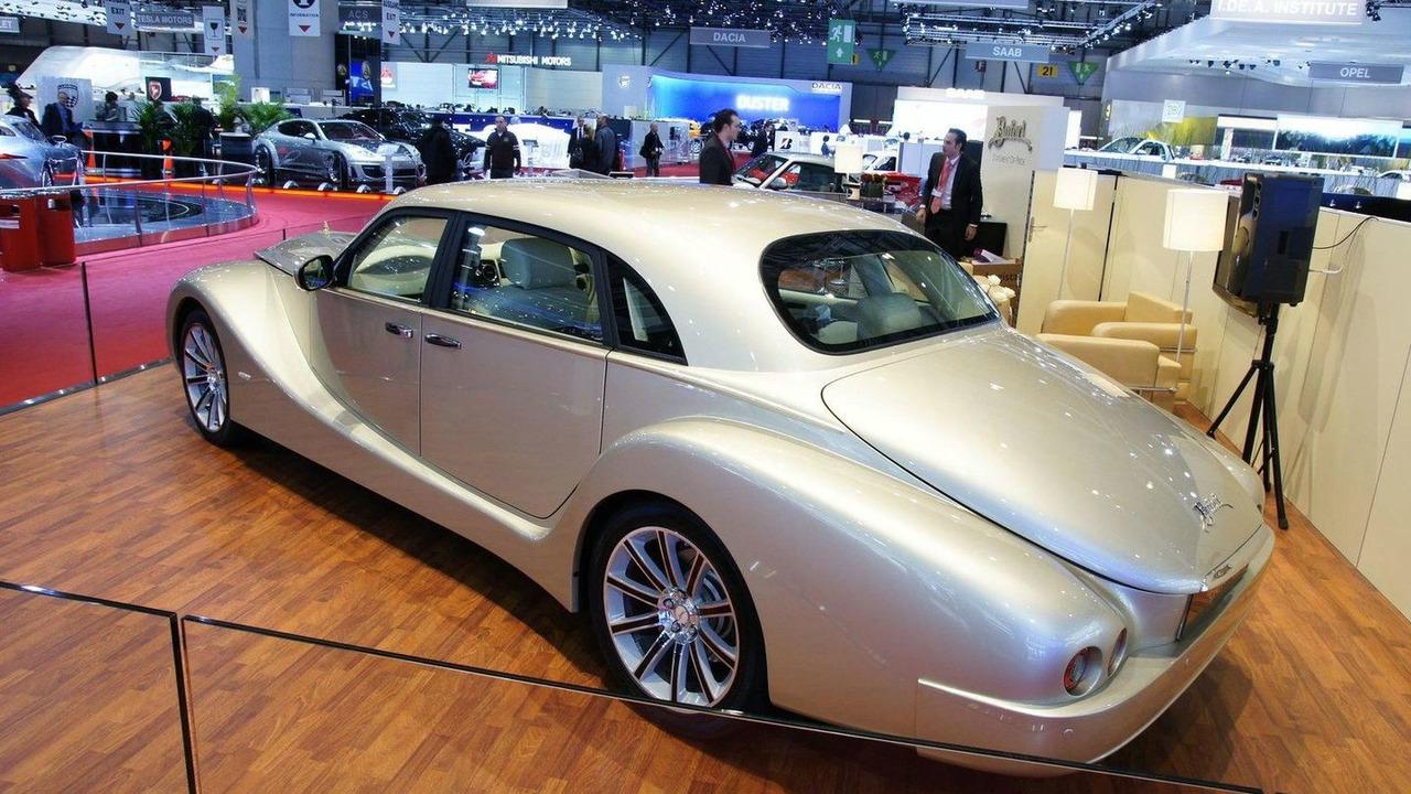 Bufori Geneva Luxury S...