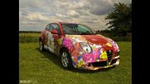 Alfa Romeo Louise Dear MiTo Art Car