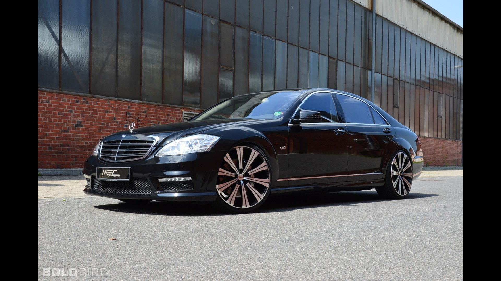 MEC Design ConDeni Ultimo Mercedes-Benz S600