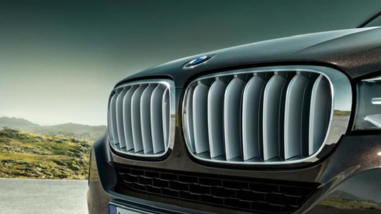 2014 BMW X5 official teaser photo 29.05.2013
