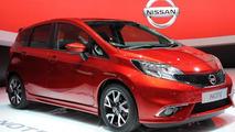 2013 Nissan Note (Euro-spec) at 2013 Geneva Motor Show