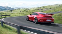 Porsche highlights the 911 GT3 [video]
