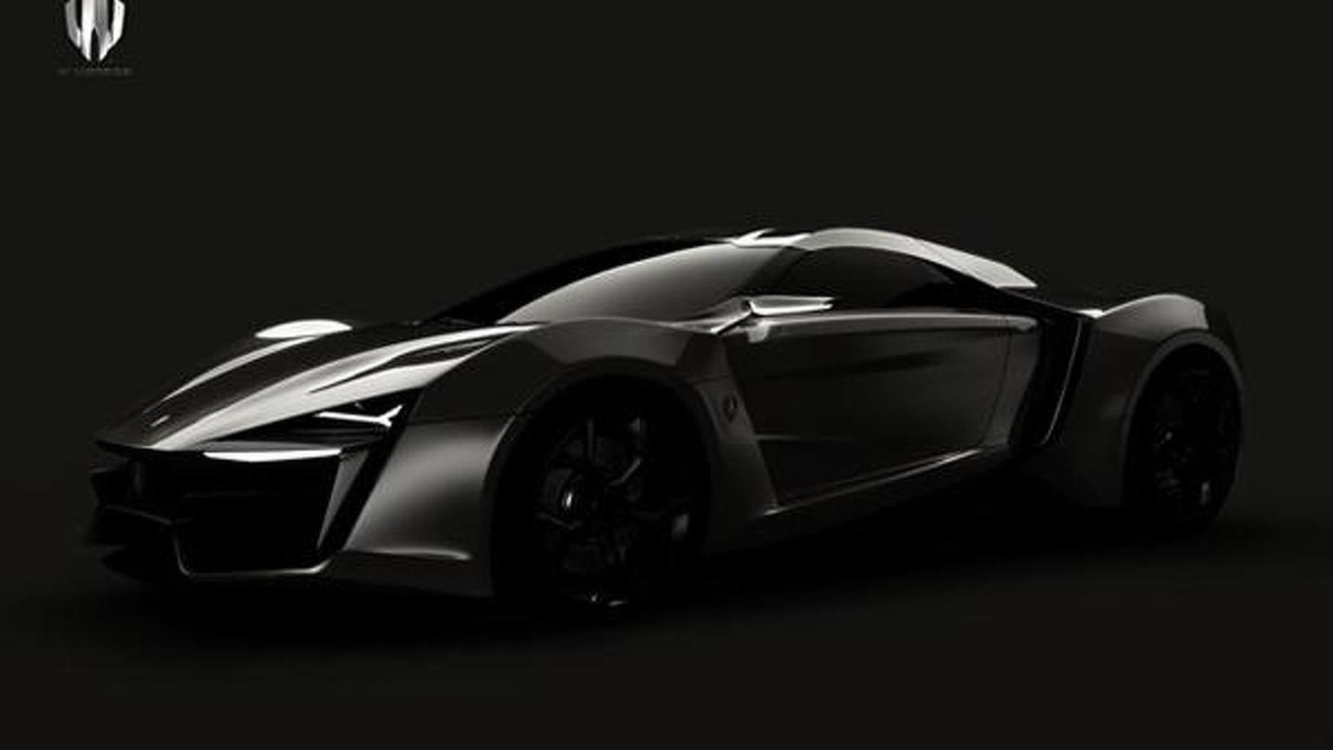 W Motors Lykan Hypersport unveiled at 2013 Qatar Motor Show [videos]