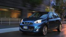 2013 Nissan Micra facelift 03.06.2013