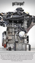 Ford 1.0-liter EcoBoost is 'International Engine of the Year' for the second consecutive year