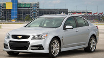 Chevrolet SS wagon possible, no Ute version in the United States