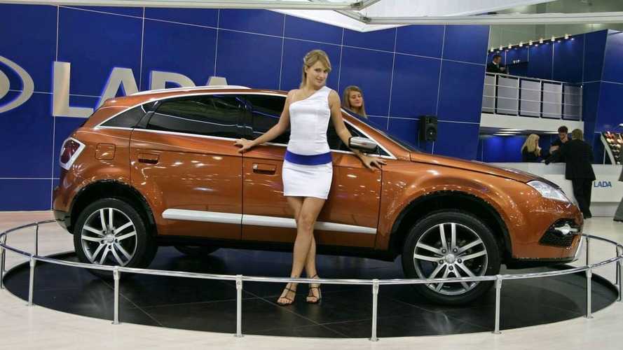 Lada C-Cross Concept Unveiled at Moscow Motor Show