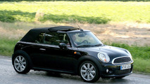 MINI Cabrio Spy VIDEO at Nurburgring