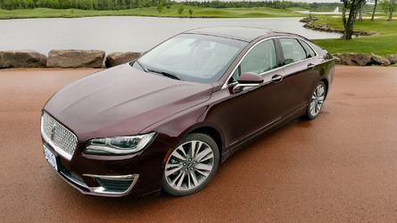First Drive: 2017 Lincoln MKZ and MKZ Hybrid