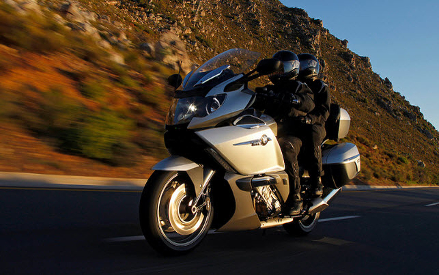 BMW K1600GTL: The Ultimate Long-Distance Riding Machine