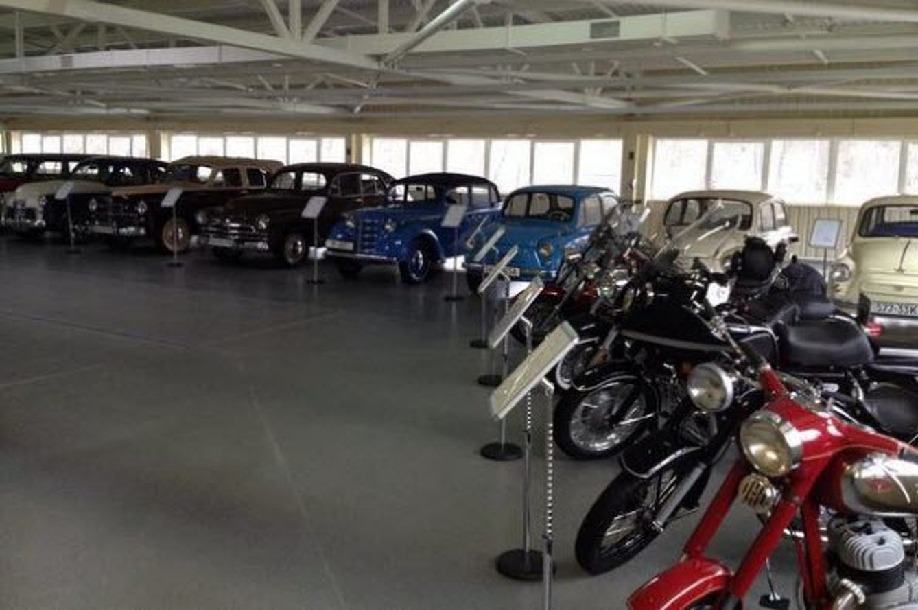 Ukranian Revolution Uncovers Massive Car Collection at Yanukovych Estate