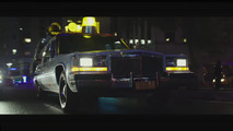 Take a closer look at the new Ecto-1 from Ghostbusters