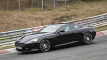 Aston Martin DB9 successor test mule spied for the first time (22 pics)