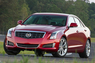 Cadillac ATS, Ram 1500 Named Car, Truck of the Year!