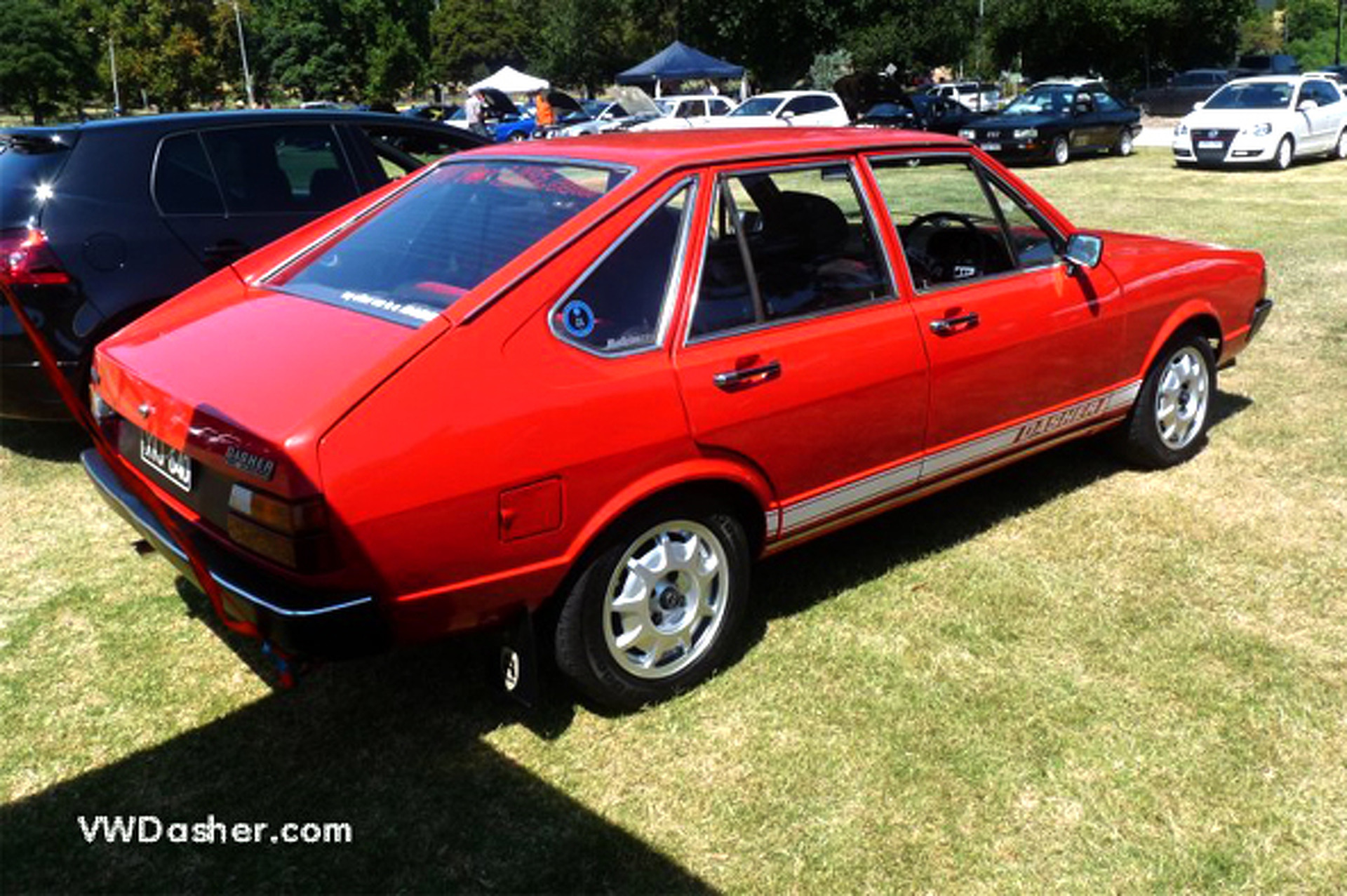 Your Ride: 1979 Volkswagen B1 Passat