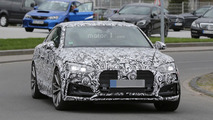 Audi RS5 Coupe spy photos