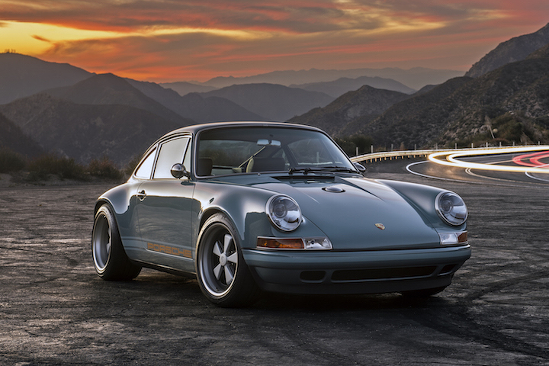 Singer's Latest Porsche 911 Projects are Two Beasts From The East