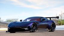 Pretty in Purple: Rare Aston Martin Vulcan Heading to Auction
