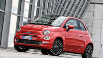 2015 Fiat 500 facelift goes official with subtle cosmetic revisions
