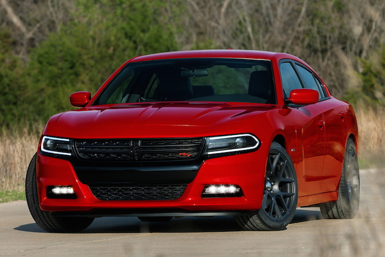 Dodge Charger Hellcat Coming with All 707 Horses On Tap