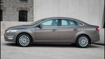 Ford apresenta a linha Mondeo 2011 com novidades visuais e mecânicas