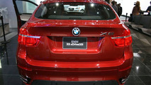 BMW X6 Production Version Debuts at NAIAS