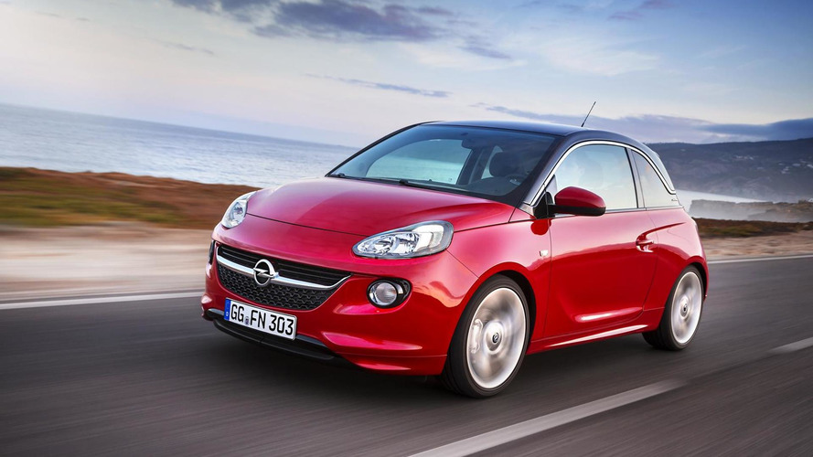Three-cylinder Opel Adam heading to Geneva with new gearbox, colors and trims