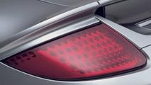 Porsche Carrera GT LCD tailamp