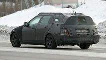 2008 Mercedes C-Class wagon spy photo