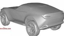 Haval concept patent sketch