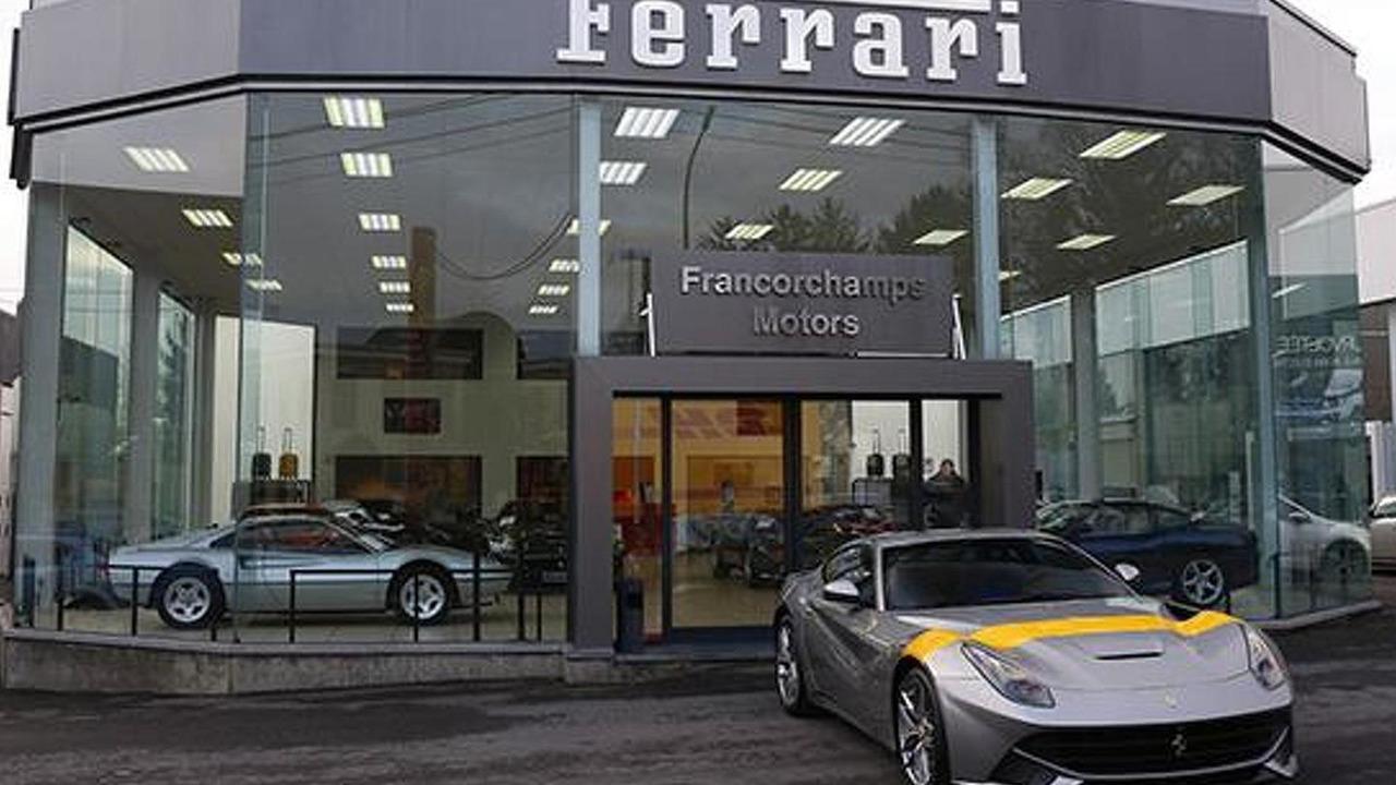 Ferrari F12berlinetta Tour de France 64