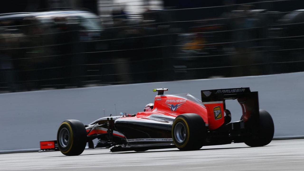 Max Chilton (GBR), 23.08.2014, Belgian Grand Prix, Spa Francorchamps / XPB