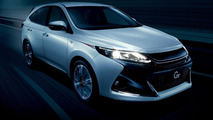 Toyota Harrier Elegance G's revealed