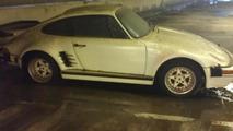 Abandoned Porsche 930 Slantnose spotted near Pittsburgh