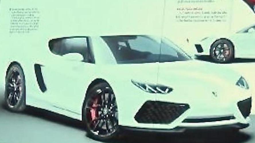 Lamborghini Asterion leaked?