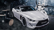 Vilner BMW Stormtrooper officially unveiled, could be more than a one-off