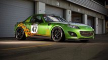 Mazda MX-5 GT to compete in GT4