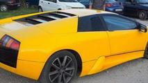 Toyota MR2 turned into a Lamborghini Murcielago, looks surprisingly good