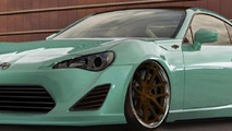 Custom Scion FR-S for SEMA 25.10.2012