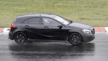 2013 Mercedes A25 AMG spy photo 25.4.2012