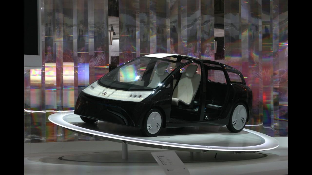 Toyota 1X Concept